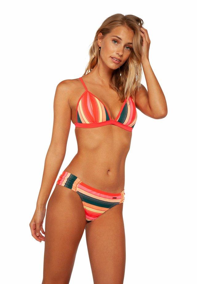 Bikini bottoms - grenadine