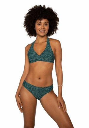 BLUEWAVE - Bikini - green/blue-grey