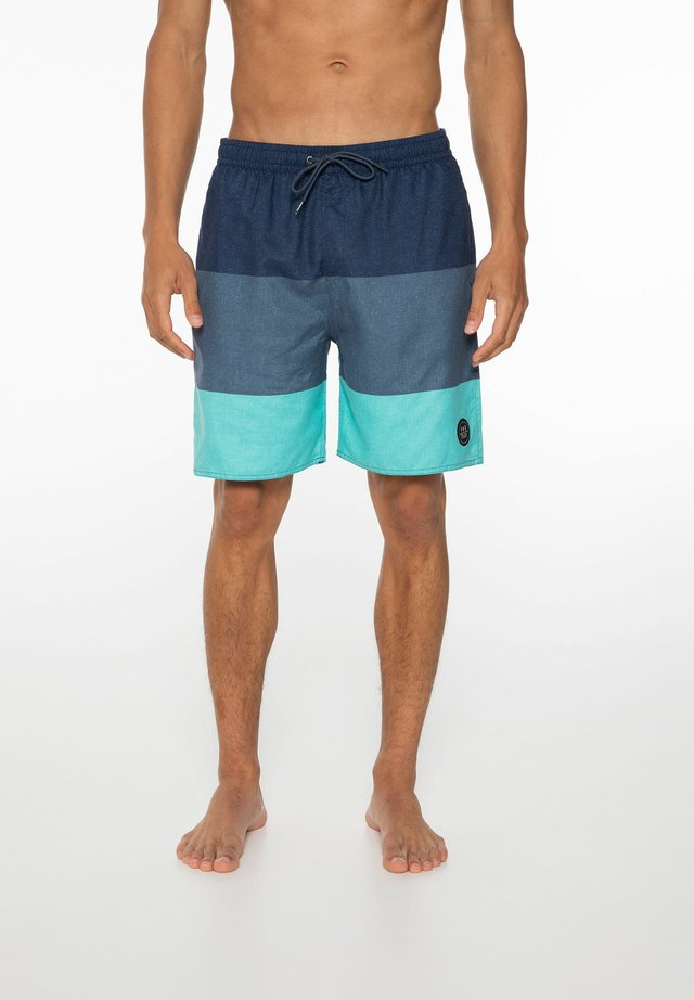 BRAYAN  - Swimming shorts - ocean breeze