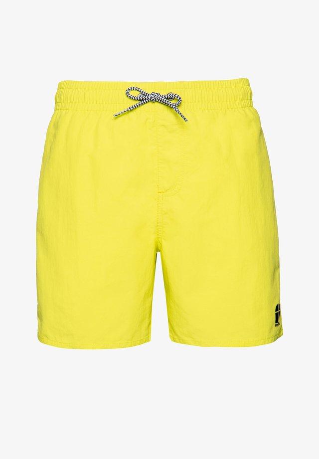 CULTURE JR - Swimming shorts - limone