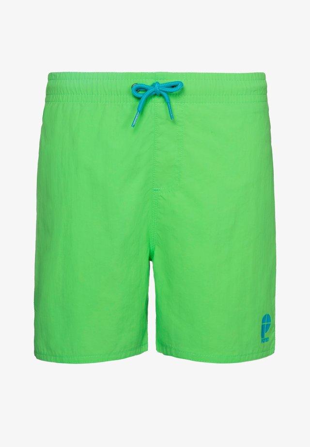 CULTURE JR - Swimming shorts - neon green