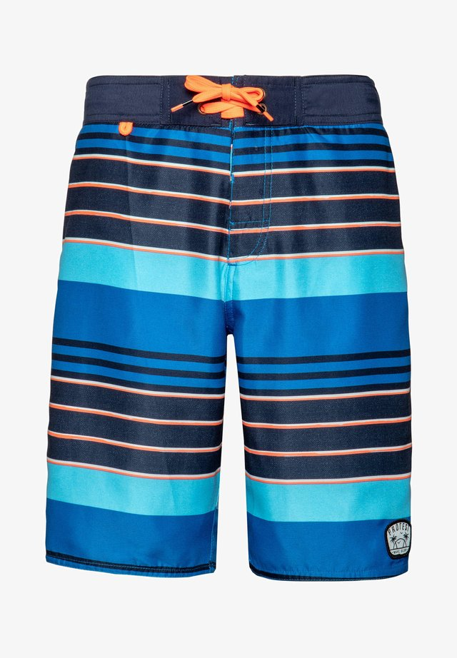 JONAH - Swimming shorts - medium blue
