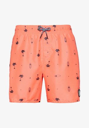 ROCCO JR - Zwemshorts - orange fun