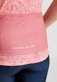Pearl Izumi - SELECT ESCAPE - T-Shirt print - sugar coral - 4
