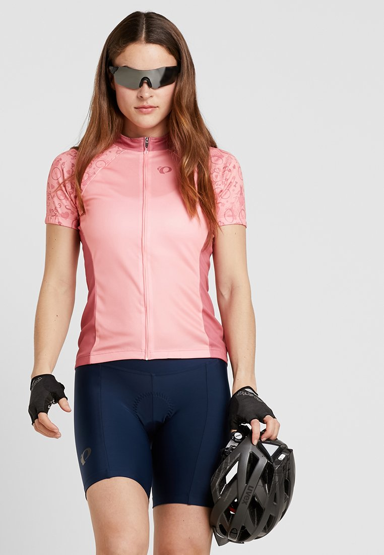 Pearl Izumi - SELECT ESCAPE - Camiseta estampada - sugar coral
