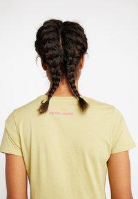 Pearl Izumi - T-Shirt print - wasabi - 3