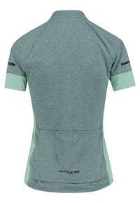 Pearl Izumi - Print T-shirt - green - 1