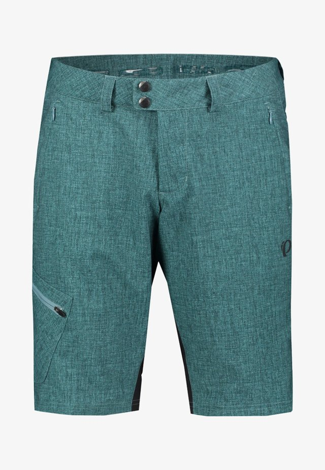 Sports shorts - dark green