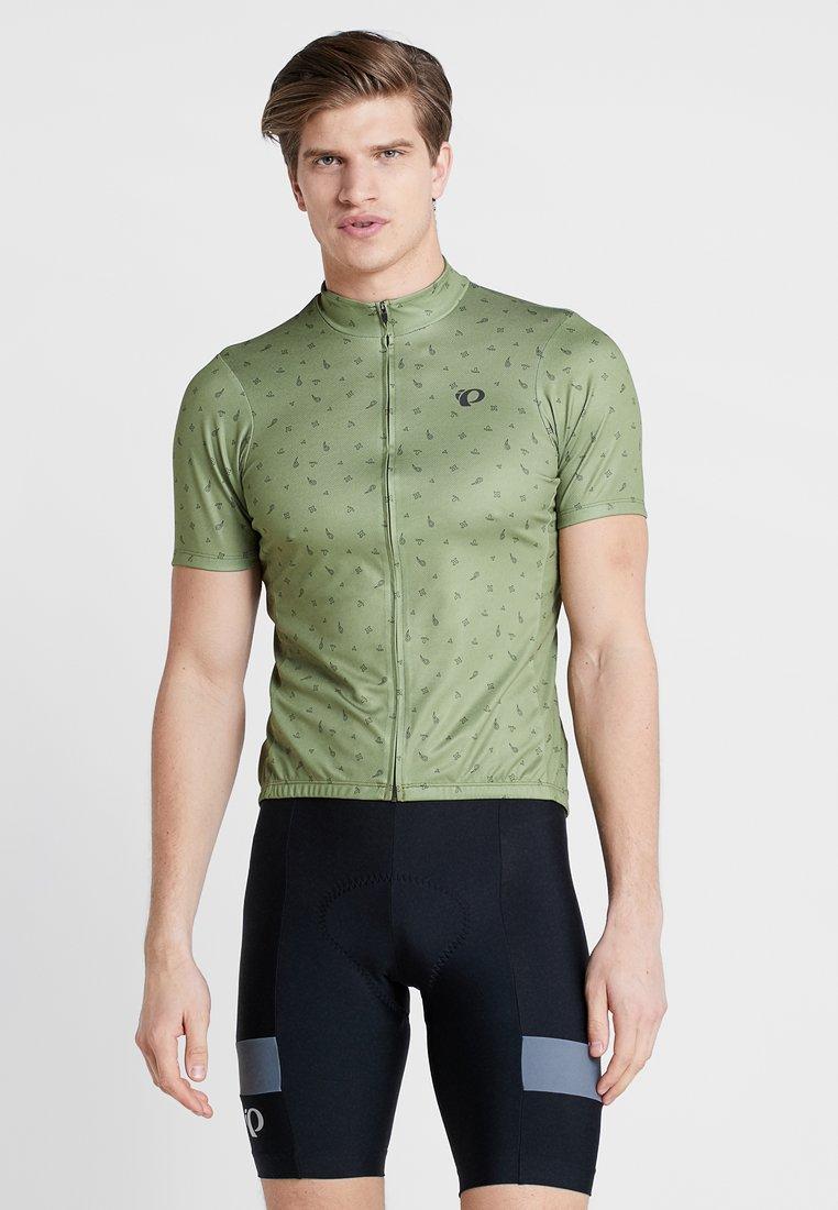 Pearl Izumi - SELECT - T-shirts print - willow