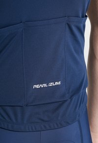 Pearl Izumi - SELECT PURSUIT  - T-Shirt print - navy - 8