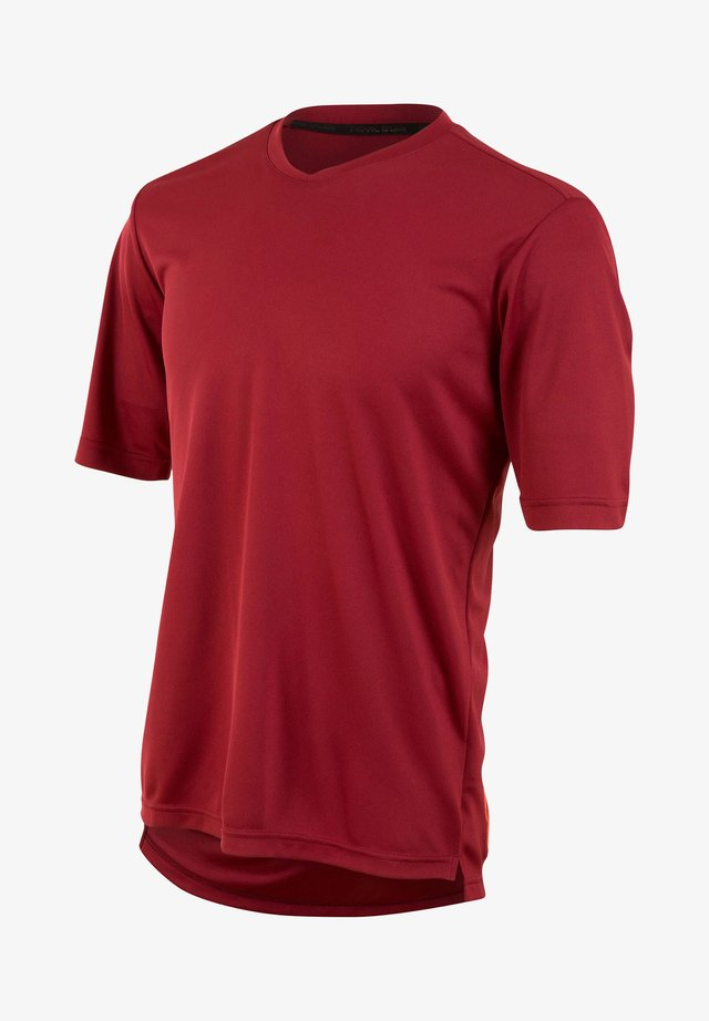 SUMMIT - Basic T-shirt - red
