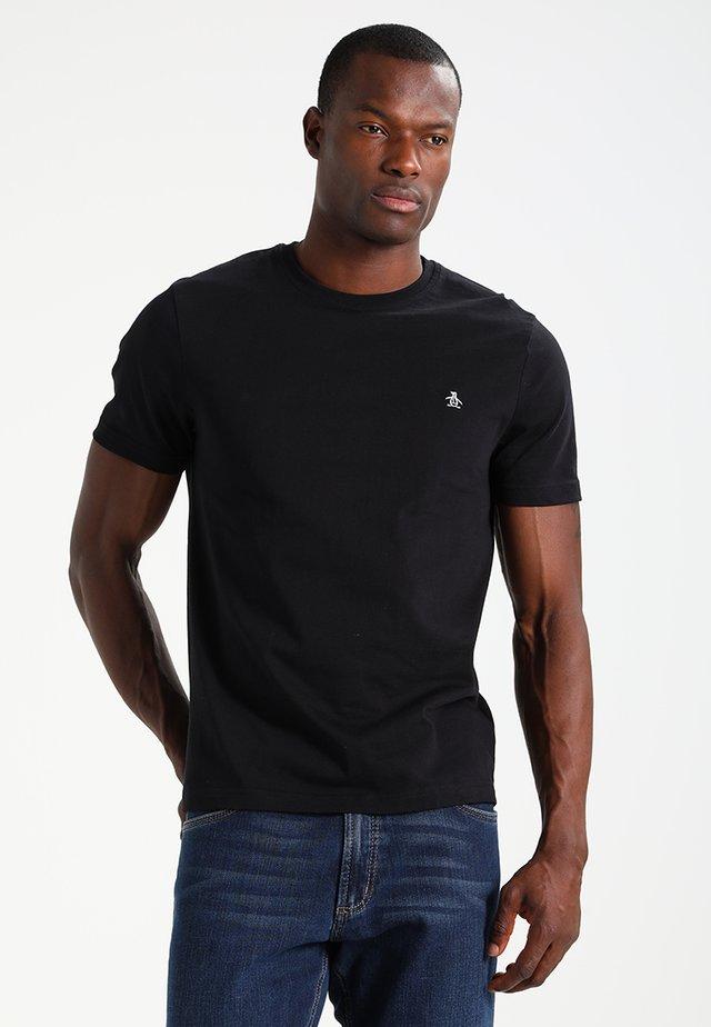 T-shirts basic - true black
