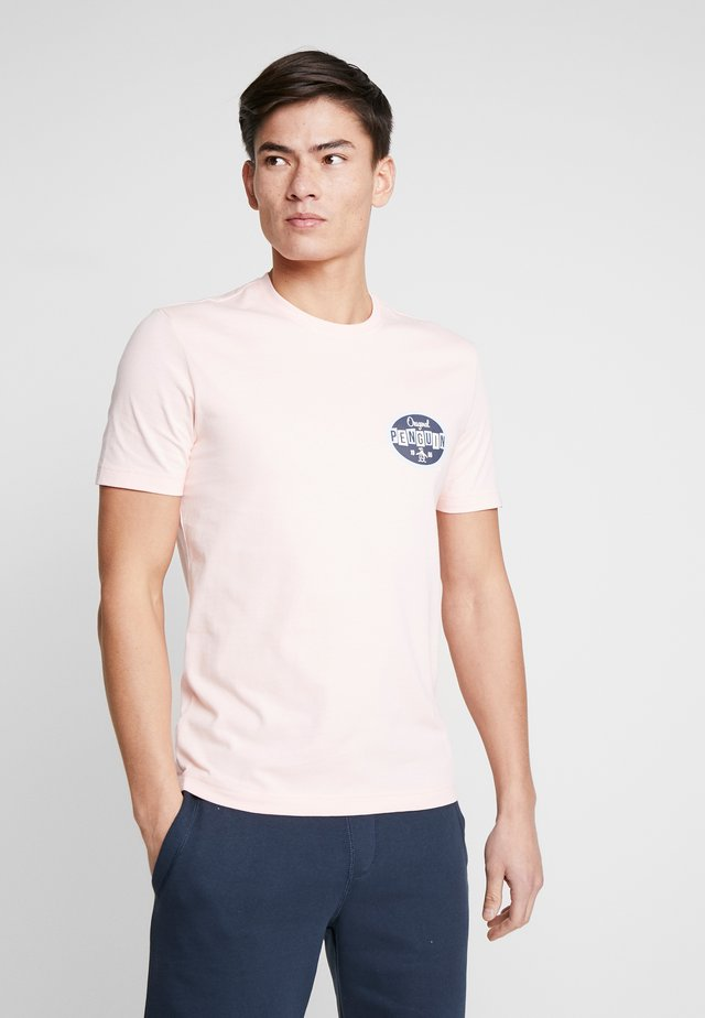 RETRO FURTURE - T-shirt con stampa - impatients pink