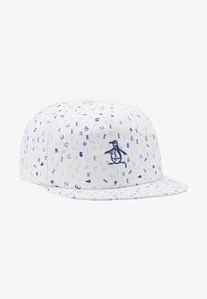 GOLF VINTAGE PRINT - Cap - bright white