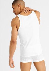 Polo Ralph Lauren - 2 PACK - Camiseta interior - white - 1