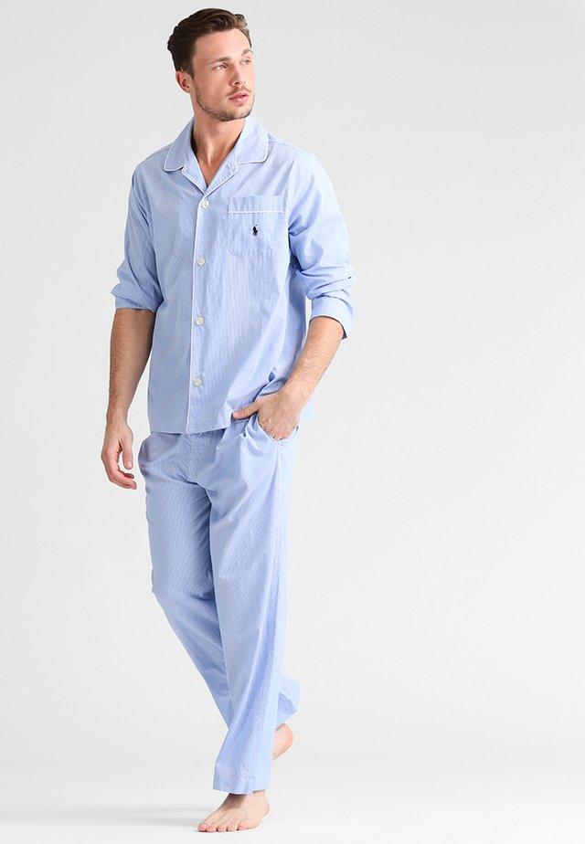 Pyjamas - light blue