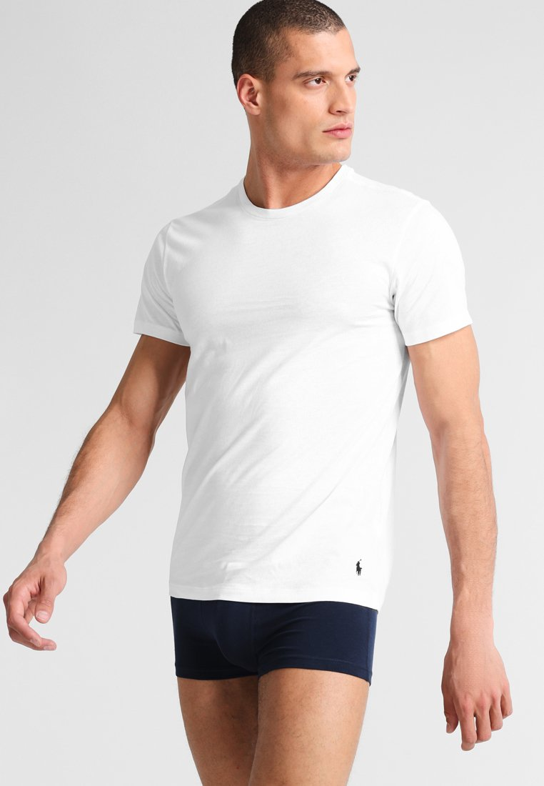 Polo Ralph Lauren - 2 PACK - Undershirt - white
