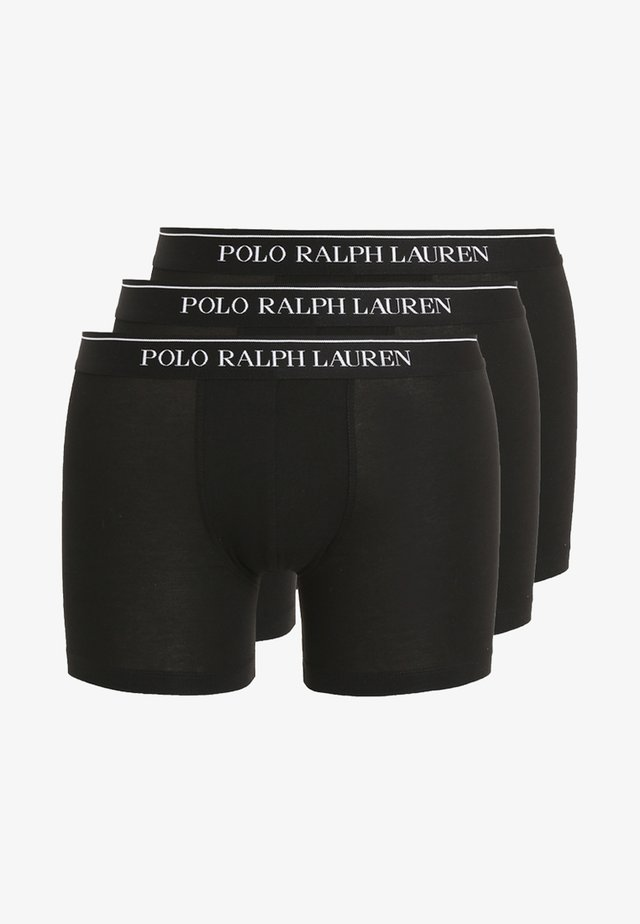 3 PACK  - Pants - polo black