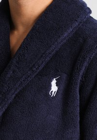 Polo Ralph Lauren - SOFT TERRY - Dressing gown - cruise navy - 4