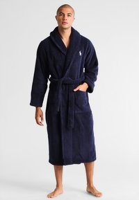 Polo Ralph Lauren - SOFT TERRY - Dressing gown - cruise navy - 0
