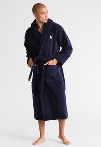 Polo Ralph Lauren - SOFT TERRY - Dressing gown - cruise navy - 1