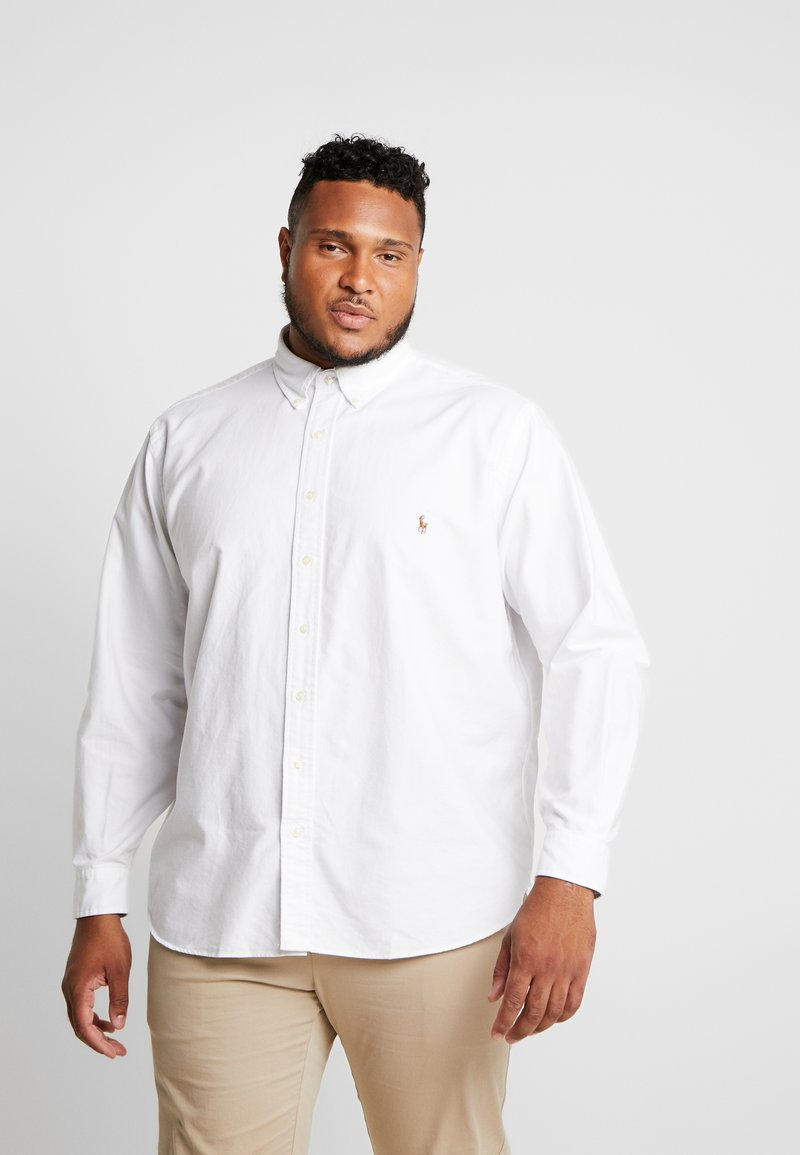 Polo Ralph Lauren Big & Tall - OXFORD - Košile - white