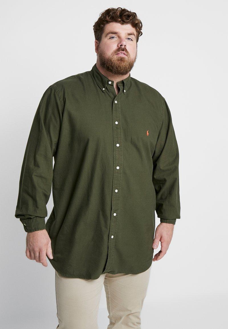 Polo Ralph Lauren Big & Tall - OXFORD - Hemd - company olive