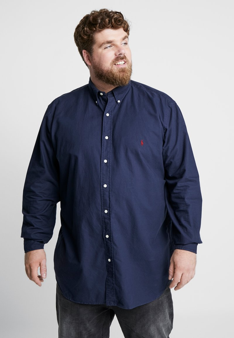 Polo Ralph Lauren Big & Tall - OXFORD - Košile - cruise navy