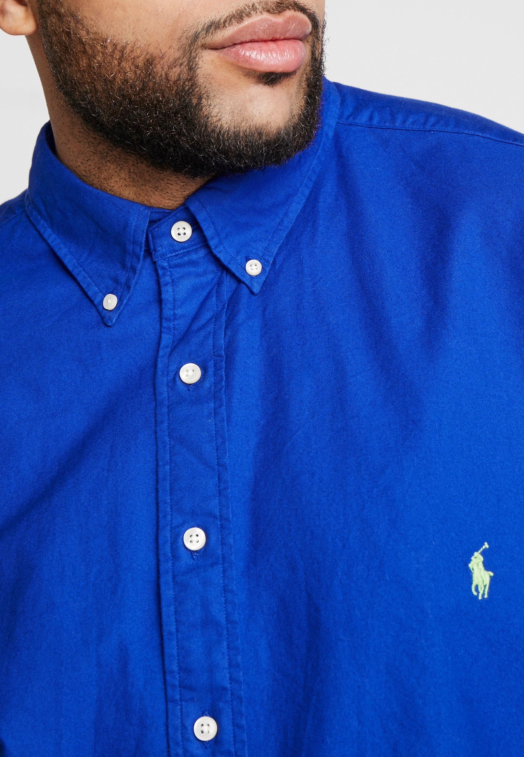Polo Ralph Lauren Big & Tall Oxford - Skjorta Heritage Royal
