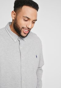 Polo Ralph Lauren Big & Tall - FEATHERWEIGHT - Skjorte - andover heather - 3