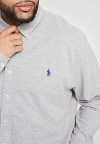 Polo Ralph Lauren Big & Tall - FEATHERWEIGHT - Skjorte - andover heather - 5
