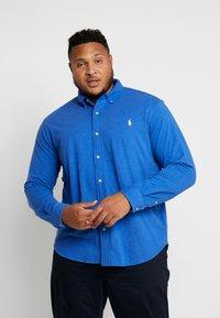 Polo Ralph Lauren Big & Tall - FEATHERWEIGHT - Hemd - dockside blue - 0