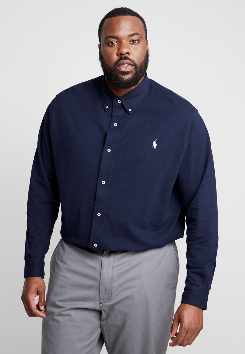 Polo Ralph Lauren Big & Tall - FEATHERWEIGHT - Shirt - aviator navy