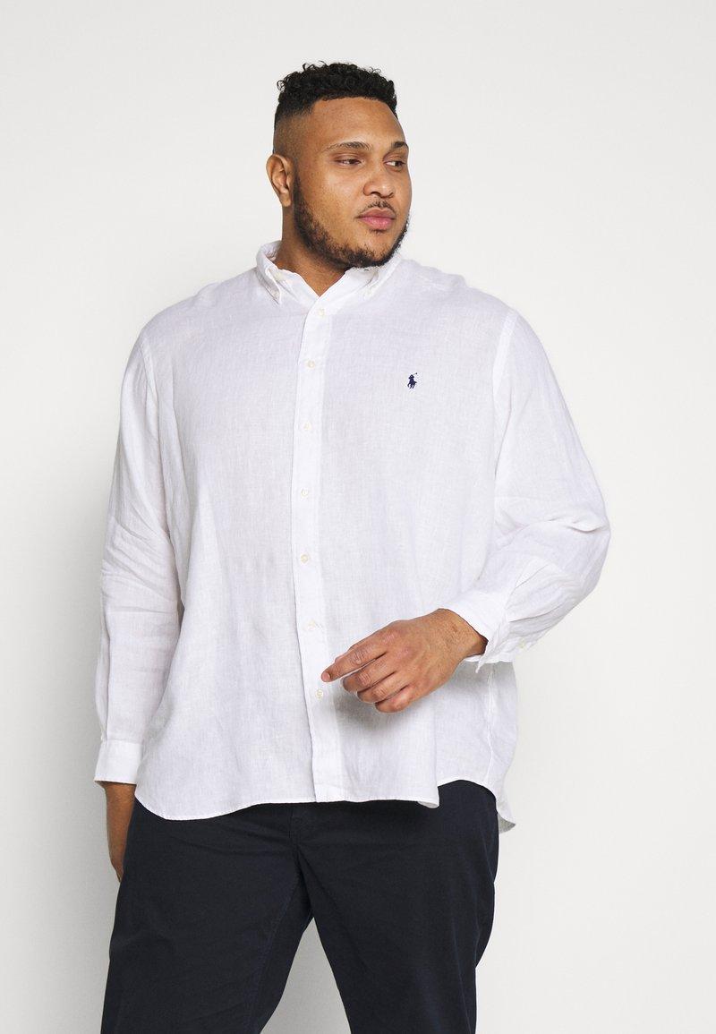 Polo Ralph Lauren Big & Tall - PIECE  - Koszula - white