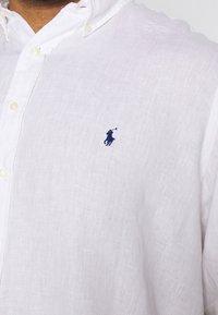 Polo Ralph Lauren Big & Tall - PIECE  - Koszula - white - 5