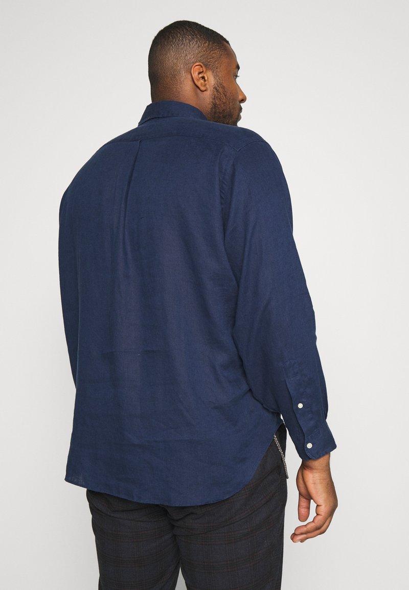 Polo Ralph Lauren Big & Tall - PIECE  - Košile - newport navy