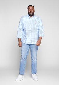 Polo Ralph Lauren Big & Tall - OXFORD - Skjorte - blue/turquo - 1