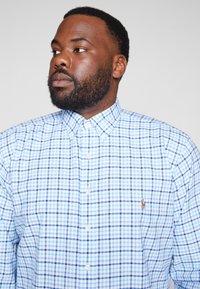 Polo Ralph Lauren Big & Tall - OXFORD - Skjorte - blue/turquo - 3
