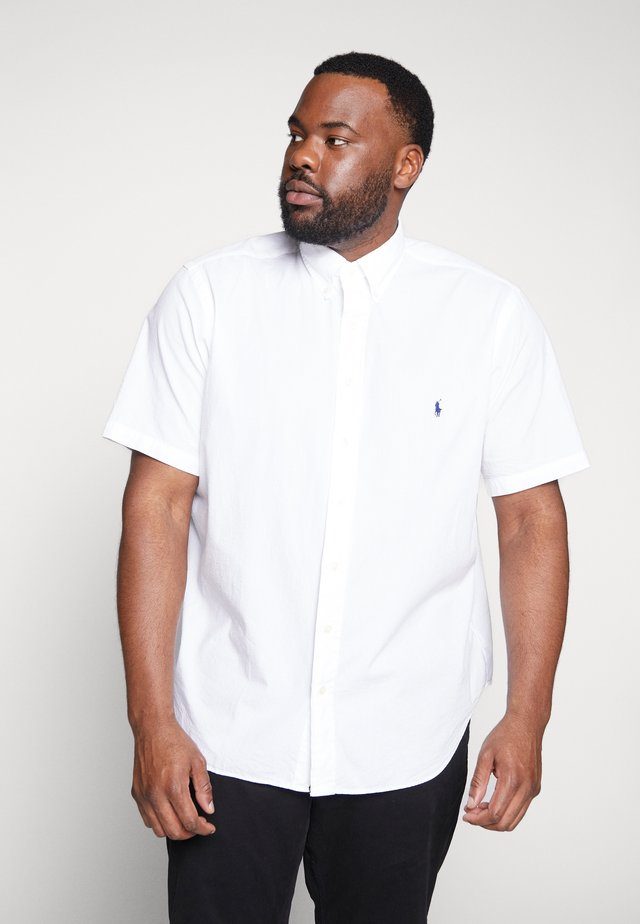 SEERSUCKER - Overhemd - white