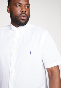Polo Ralph Lauren Big & Tall - SEERSUCKER - Koszula - white - 4