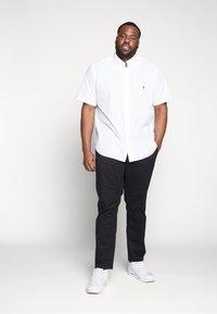 Polo Ralph Lauren Big & Tall - SEERSUCKER - Koszula - white - 1
