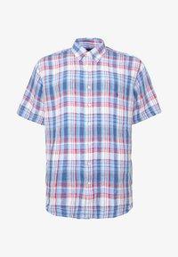 Polo Ralph Lauren Big & Tall - PLAID - Camicia - blue/cherry - 3