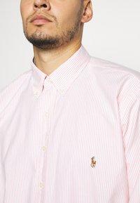 Polo Ralph Lauren Big & Tall - OXFORD - Košile - pink/white - 5