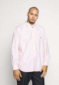 Polo Ralph Lauren Big & Tall - OXFORD - Košile - pink/white - 0