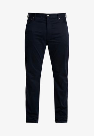 CLASSIC FIT VARICK  - Tygbyxor - collection navy