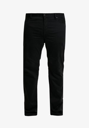CLASSIC FIT VARICK  - Trousers - polo black