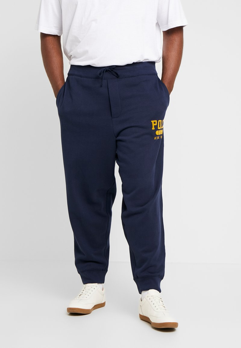 Polo Ralph Lauren Big & Tall - VINTAGE  - Pantalon de survêtement - cruise navy