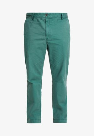 CLASSIC FIT BEDFORD PANT - Chino kalhoty - washed forest