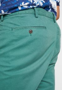Polo Ralph Lauren Big & Tall - CLASSIC FIT BEDFORD PANT - Chino kalhoty - washed forest - 5