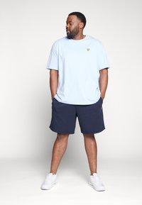 Polo Ralph Lauren Big & Tall - DOUBLE - Joggebukse - aviator navy - 1